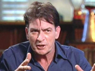 charlie sheen drugs. Charlie Sheen
